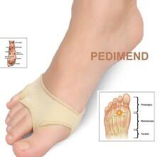 PEDIMEND Gel Forefoot Cushions Metatarsal Morton's Neuroma Pad Shoe Insole -2PCS