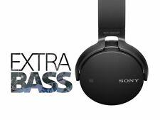 Sony Extra Bass Bluetooth Headphones MDR-XB650BT BLACK