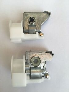 Wood Venetian blind Tilt / Tilter mechanism 38mm x 57mm head rail, Slat Control