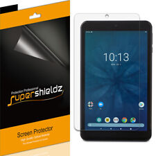 3X SuperShieldz Clear Screen Protector Saver for Onn 7 inch Tablet