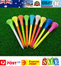 30 x Plastic & Rubber Cushion Top Golf Tees 83mm - High Quality - Fast Dispatch