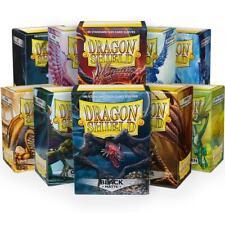 Dragon Shield Matte 100 Sleeves Kartenhüllen für TCGs wie Pokemon MtG Magic