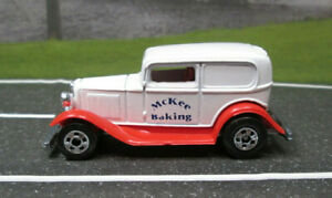 1932 FORD DELIVERY  LITTLE DEBBIE McKee Baking   S SCALE DIECAST LOOSE