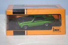 Ixo Opel Manta A GT/E Green 1974 1:43 Diecast CLC332N