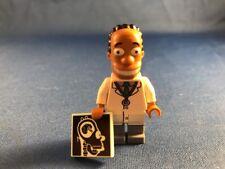 The Simpsons Lego Minifigure Dr. Hibbert Doctor