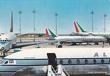 # ALITALIA AIRLINES DC 8 CARAVELLE
