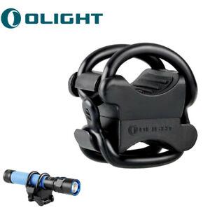 Olight FB-1-Soporte Universal de Bicicleta para Linterna Máx Diámetro de 10-35mm