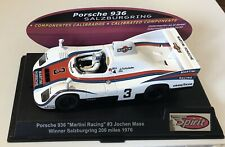 Slotcar Spirit Porsche 936 Martini Racing Jochen Mass No Fly Scaletrix Carrera