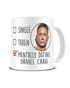 Daniel Craig Mug Coffee Cup Gift Ideal for Birthday Christmas for Her Mug Gift