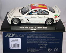 FLY 88079 A-622 BMW 320I E-46 #5 FIA ETCC 2002 JORDI GENE MB