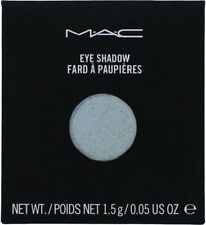 """MAC Eyeshadow """"CHILLBLUE"""" Chill Blue Lustrevision - Rare Authentic SOLD OUT! NIB"""