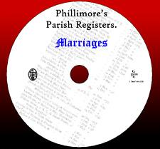 Parish Registers Cumberland  Complete Phillimore 2 volumes