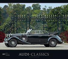 "Fahrzeugkalender / Kalender KAL "" Audi - Classics 2017 "" Oldtimer  29x33,5 cm"