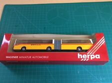 Herpa 1:87th scale PTT Setra Post bus 832001