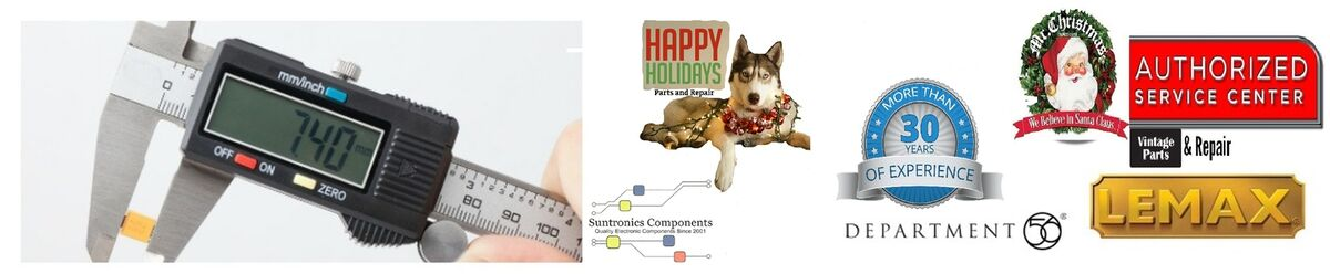 Suntronics / Happy Holidays Parts