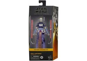 Hasbro Asajj Ventress Figura 15 Cm Star Wars Black Series