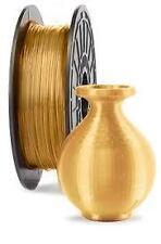 Premium Quality 3D Printer Filament 1KG 1.75mm ABS Gold