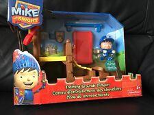 Fisher-Price Mike el Caballero de entrenamiento, Conjunto de Juego-Nuevo juguete para niños