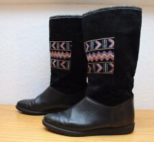 "Damenstiefel Leder ""Made in Italy"" Gr. 41"