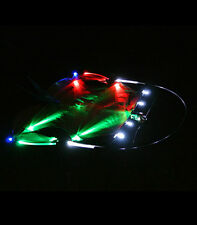 Go Fly a Kite Plane with LEDs