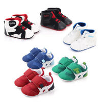 Anti-Slip Boots Toddler Baby Girl Boy Shoes Soft Sole Crib Infant Babe Prewalker