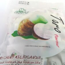 67g My Chewy Milk Candy Taro Flavour, Soft Chewy Candy, TV Party Halloween Snack