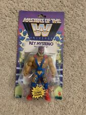 NWT - Masters Of The WWE Universe Rey Mysterio Action Figure Toy Wrestling