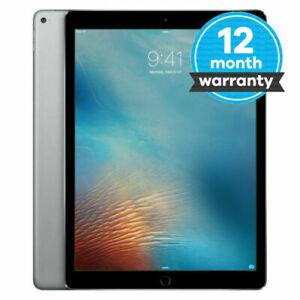 "Apple iPad Pro 12.9""128GB WiFi Retina Display iOS 13,12 Months warranty, C Grade"
