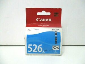 Genuine Canon CLi-526 Cyan Ink Cartridge CLi526C - 4541B001