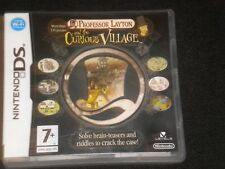 Professor Layton and the curious village - Gioco Nintendo DS - 2008