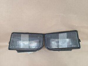 Genuine OEM BMW E32 Right Left Fog Light Lamp 1986 - 1994 735i 730i 740i 750i