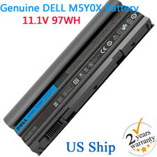 97Wh Genuine M5Y0X Battery for Dell Latitude E5420 E6420 E6520 E6530 T54FJ HCJWT