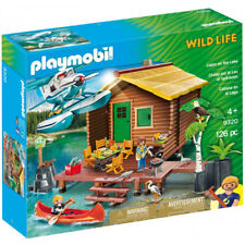 Playmobil Wild Life 9320 Cabaña del Lago - New and sealed