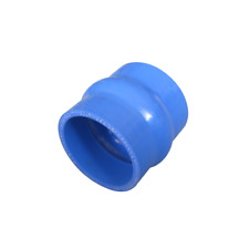 """Universal 2.75"""" Silicon Hose Hump Coupler for Intercooler Pipe Radiator 3"""" Long"""