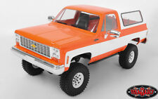 RC4WD Scale 1/10 Truck Body Shell CHEVY BLAZER Hard Body w/ INTERIOR Finished -O