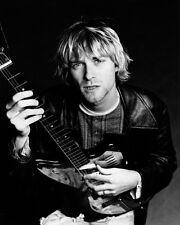 8x10 Kurt Cobain GLOSSY PHOTO photograph picture nirvana rip mini poster print