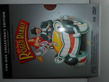 WHO FRAMED  ROGER RABBIT DVD SET