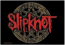 Slipknot Logo Diabolic  large fabric poster 1100mm x 750mm (hr)