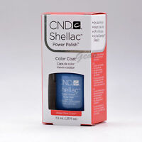 CND SHELLAC Power Polish Color Coat *U PICK COLOR* Full Size! NIB