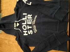 Hollister Polyester Hooded Sweats for Women