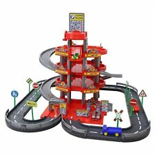 WADER 44723 Parkgarage mit 4 Ebenen und Spielstraße