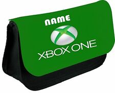 XBOX ONE LOGO PERSONALISED PENCIL CASE