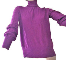 Women's Thin Knit Polo Neck None 3/4 Sleeve Jumpers & Cardigans