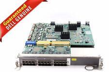 Dell Force10 LC-EG3-1GE-24P 1 Gbps 24 Port SFP Gigabit Ethernet Line Card YCJY2