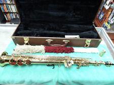 SUPERTONE S-100  Soprano Saxophone W/Case