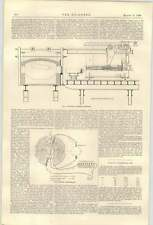1900 GJ Symons riscaldamento a vapore di scarico MACCHINA CARICA Wellman