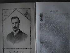 J D Sadler Athlete LAC Athletics Hare Coursing Ashdown Park Rare Articles 1883
