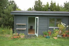 More details for log cabin residential quality with fitted kitchen and gas stove