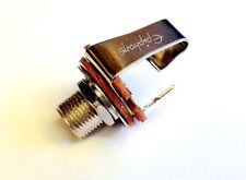 Genuine Original Epiphone Output Jack 1/4'' for Guitar Bass Effect Pedal AMP