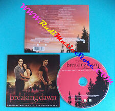 CD The Twilight Saga:Breaking Dawn,Part 1 7567-88262-0 EU 2011 SOUNDTRACK(OST2)
